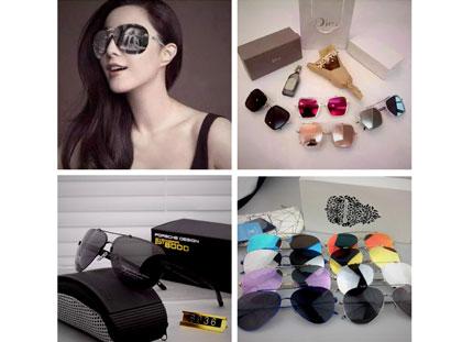 品牌太阳镜,支持一件代发,无需代理费