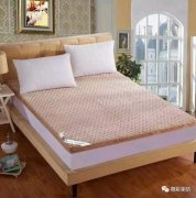 微彩法莱绒立体床垫 微商货源一件代发
