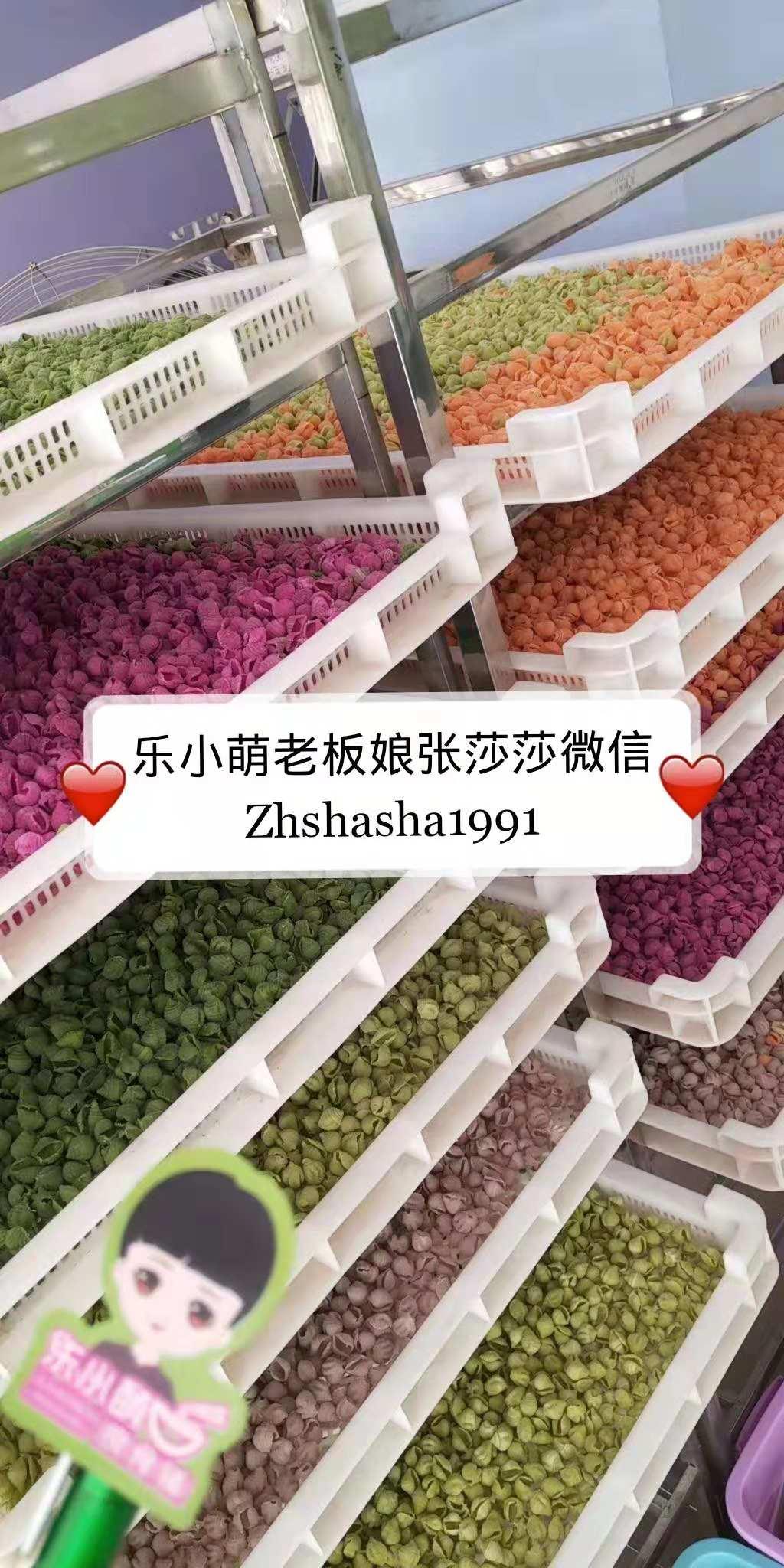 乐小萌创始人张莎莎老板娘培训微商小白吗?代理果蔬面市场前景如何?